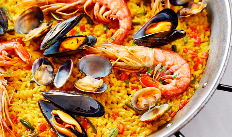Paella: 14 easy recipes!